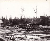 Image of Logging near Bow, WA