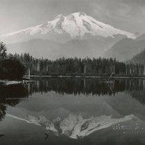 Image of D.XV.109.003 - Mt. Baker reflected in Baker Lake