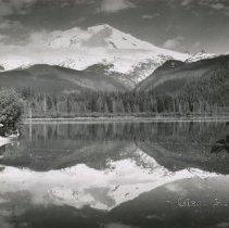Image of D.XV.109.005 - Mt. Baker reflected in Baker Lake