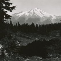Image of D.XV.109.018 - Mt. Baker from the Anderson Lake Trail