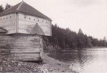 Image of English Camp Blockhouse-San Juan Island