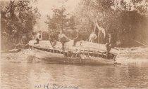 Image of ORIOLE  - Wm H. Bessner on board