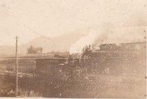 Image of D.XX.003.047 - Train, steam engine