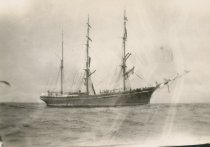 Image of Unknown three-masted schooner