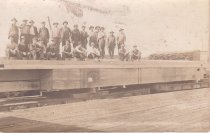 Image of Old Oregon Lumber Company crew