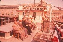 Image of Captain Murch's retirement, June 1962