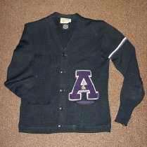 Image of AHS Letterman's sweater