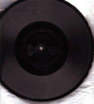 Image of PR.0013 - Record, Phonograph
