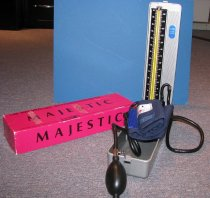 Image of PR.0021 - Sphygmomanometer