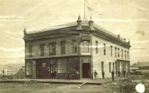 Image of Anacortes Post Office 1890-1895