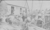 Image of WF 0370 - Fishermen on Purse Seiner