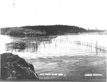 Image of WF 0395 - Fish Trap at Alex Bay