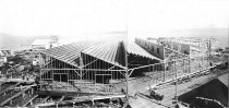 Image of Plywood mill construction