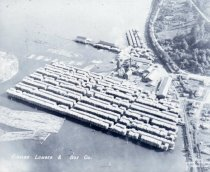 Image of aerial view in 1920s