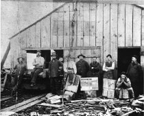 Image of Mill workers