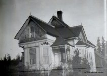 Image of WF 0558 - William and Jane Burdon home on west side of March's Point