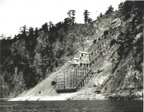 Image of Deception Pass rock quarry