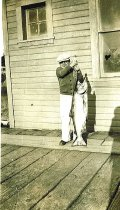 Image of WF 0739 - Fritz Rydberg with 85 lb. salmon
