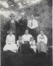 Image of McFadden and Deane families