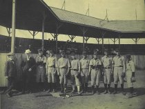 Image of Anacortes Merchants baseball team