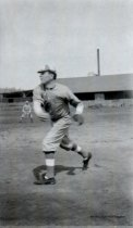 Image of WF 0823 - unknown baseball player