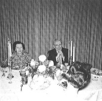 Image of Irene Funk and Burt Brown