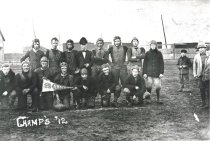 Image of 1912 AHS football champs