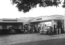Image of C. W. Colvin's Signal Service Station