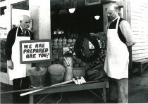 Image of Luvera's Groceries - WWII preparedness