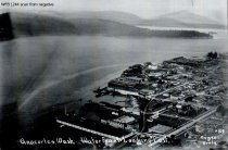 Image of North Fidalgo aerial - canneries