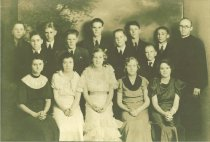 Image of WF 1307 - Zion Lutheran Church confirmation (1934)
