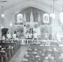 Image of St. Mary's dedication