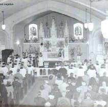 Image of WF 1331 - St. Mary's dedication