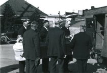 Image of WF 1342 - Funeral at Eagles Hall