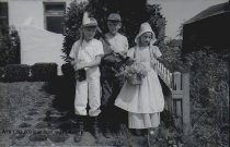 Image of Children's Parade - Dutch girl & baseball players