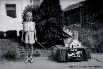 Image of Children's Parade - Girl with Brown Lumber