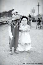 Image of Kiddies' Parade - Raggedy Ann and Andy