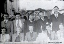 Image of WF 1409 - Mass Wedding - first anniversary 1939