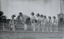 Image of 1939 Marineer Pirate Girls at Causland Park