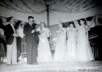Image of WF 1589 - 1939 Marineer Pageant Coronation
