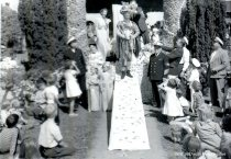 Image of 1941 Marineer Pageant coronation