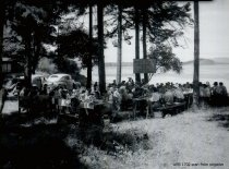 Image of Coos Bay Pulp Company picnic - Weaverling Spit