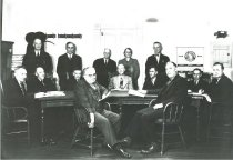 Image of WF 1832 - 1944 City Council, Mayor, and Police Chief