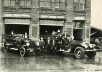 Image of WF 1835.A,B,C,D,E,F - Anacortes Fire Department, 1934
