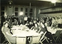 Image of WF 1846.A,B - April 1940 Fire Department banquet