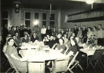 Image of WF 1847.A,B - April 1940 Fire Department banquet