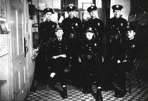 Image of April 1936 Police Department
