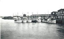 Image of WF 1993 - Fishing boats at Booth Fisheries dock