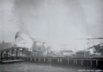 Image of Anacortes Lumber and Box June 1941 fire