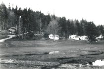 Image of Similk Beach golf course and cabins